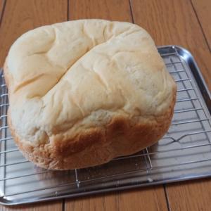 おみやげパンを持参して…。