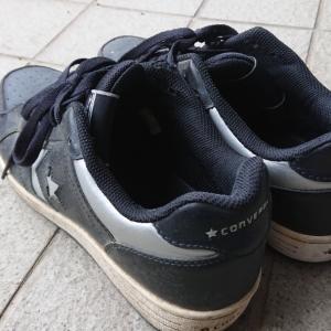 決着が着くまで待っていたかいがあった靴
