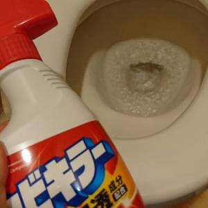 ⑪お掃除講座:実践編:カビキラーの威力に感動‼️