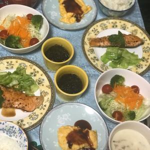 EMU's キッチン♡ 今夜は珍しく肉を使わないメニュー