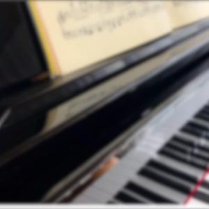 音楽の家庭での練習♡