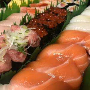 お寿司は日本のソウルフード♡