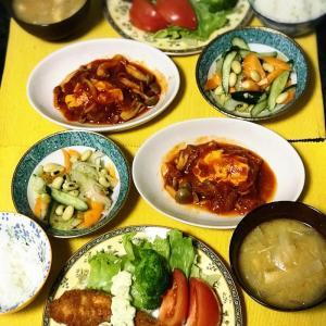 EMU's キッチン♡ 暑いのに揚げ物〜