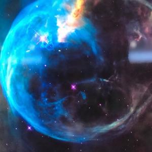 宇宙から地球を見る♡視点を変える。