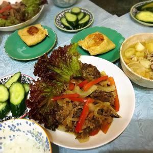 EMU's キッチン♡ わたし流プルコギと豚汁
