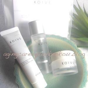 ミネラルたっぷり 白樺樹液のエイジングケア KOIVE