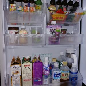 冷蔵庫のドア側