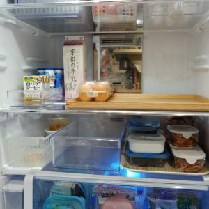 冷蔵室の収納うろうろ