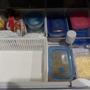 冷蔵庫の冷凍室