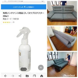 ニトリのソファー、キター㊗️