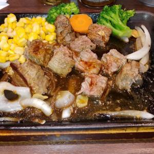 「いきなりステーキ」デビューしました
