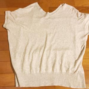 50代 GUデビューは一枚のセーターから