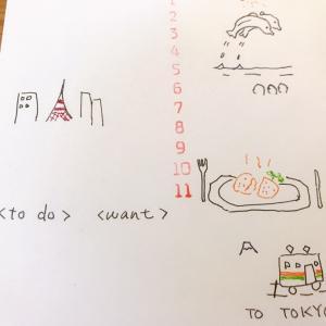 【50代の絵日記】JR品川駅には楽しさ一杯つまってる♪