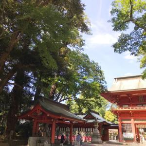 【神宮】遺る三人で鹿嶋神宮へ最後のお詣り