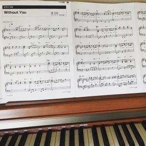 音楽の地図が、楽譜。