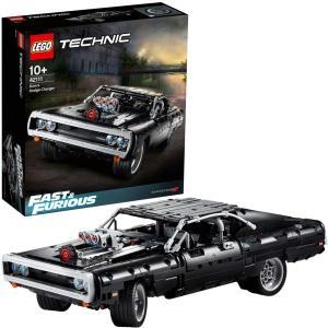 ビックカメラで予約可能!レゴ(LEGO) テクニック ワイルド・スピード ドムのダッジ・チャージャー 42111