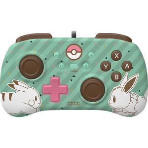 ビックカメラで予約可能!ホリパッド ミニ for Nintendo Switch ピカチュウ&イーブイ