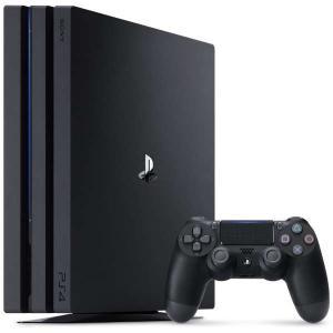 ビックカメラで復活中!PlayStation4 Pro ジェット・ブラック 1TB CUH-7200BB01