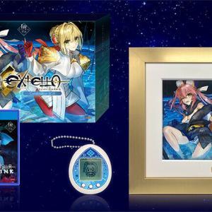 ビックカメラで予約開始!Fate/EXTELLA Celebration BOX