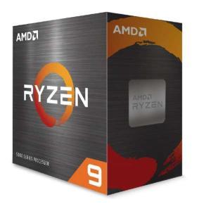 ビックカメラで販売中!〔CPU〕AMD Ryzen 9 5900X W/O Cooler (12C/24T3.7GHz105W)【CPUクーラー別売】
