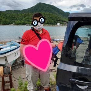 今年2回目のイカ釣り第二福祥丸さん