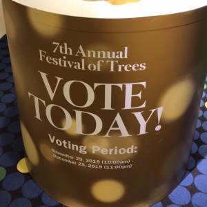 あなたにも投票権あり!地元クリスマスツリーコンテスト