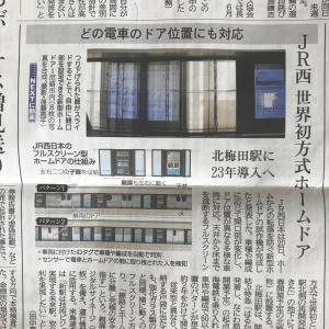 世界初フルスクリーン方式のホームドア