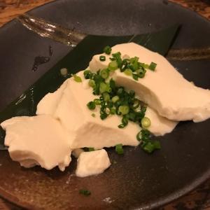 まいど 馳走酒房 お昼の旬菜御膳 京錦庵のおぼろ豆腐