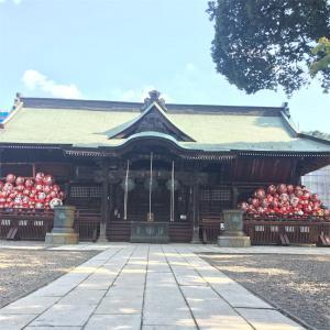縁起達磨の少林山〜高崎市のだるま寺へ行ってきました!