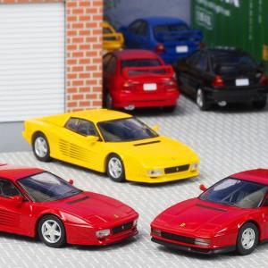 LV-N 1/64 フェラーリ テスタロッサ と 512TR 【トミカリミテッド ヴィンテージ ネオ】 2019年9月発売