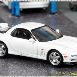 LV-N177b アンフィニ RX-7 タイプ RS (97年式) 白  トミカ リミテッド ヴィンテージ ネオ