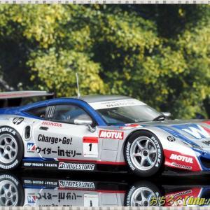 Weider HSV-010 SUPER GT 2011 GT500 Rd.2 Fuji #1 【EBBRO 1/43 44545】