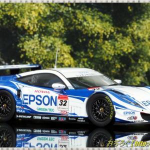 EPSON HSV-010 SUPER GT 2012 GT500 #32 【EBBRO 1/43 44745】