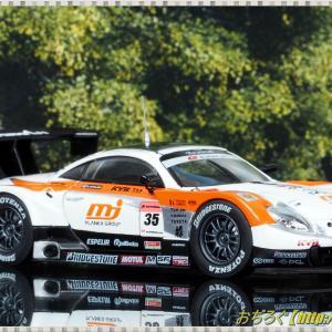 MJ KRAFT SC430 SUPER GT 2010 GT500 #35 【EBBRO 1/43 44334】