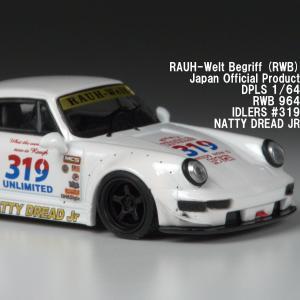 RWB 964 IDLERS #319 NATTY DREAD JR 【DPLS×RWB 1/64】