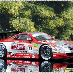 OPEN INTERFACE TOM'S SC430 SUPER GT 2006 GT500 #36 CHAMPION 【EBBRO 1/43 43883】
