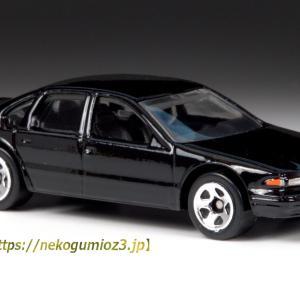 ホットウィール 1996 シボレー・インパラ SS 【2020年11月のベーシックカー】
