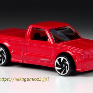 ホットウィール 1991 GMC サイクロン レッド