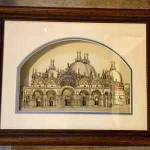 サンマルコ寺院 シャドーボックス