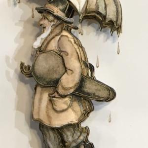アントンペックの2作品 シャドーボックス