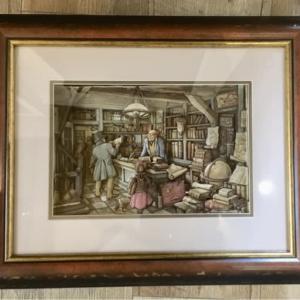 アントンペック (The Bookshop)