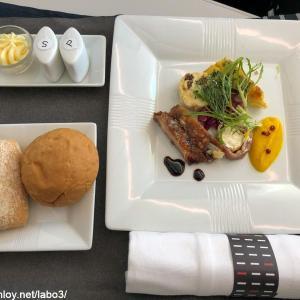 【Inflight meal 】JL 日本航空 JL32 バンコク ー 羽田 BKK – HND ビジネスクラス機内食 2020 JAN