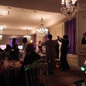 結婚式当日レポ⑭〜みんなで踊るテーブルラウンド後編〜