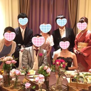 結婚式当日レポ⑮〜下の双子へのバースデーサプライズ〜
