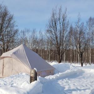 冬キャンプ装備 寝袋編