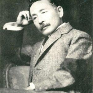 夏目漱石の甥、夏目小一郎