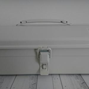 無印、シンプルでカッコいい工具箱