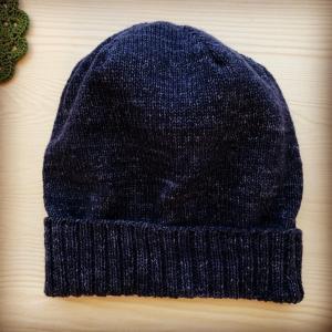 編み機で帽子!!