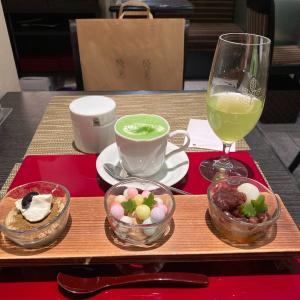 京都の思い出そしてこんなスイーツ食べたい
