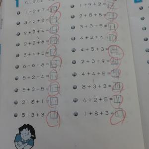 軽度知的×小3☆現在の学力